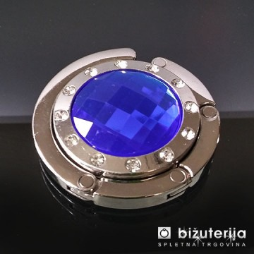 NAVY BLUE - Držalo za torbico D-108